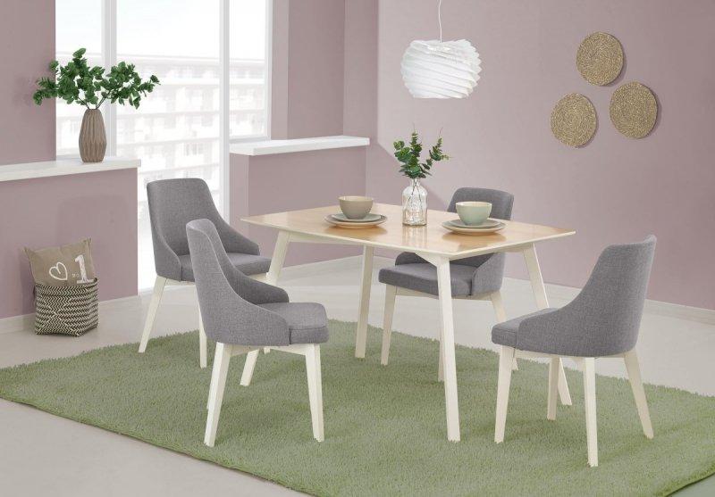 Krzesło TOLEDO inari 91/białe