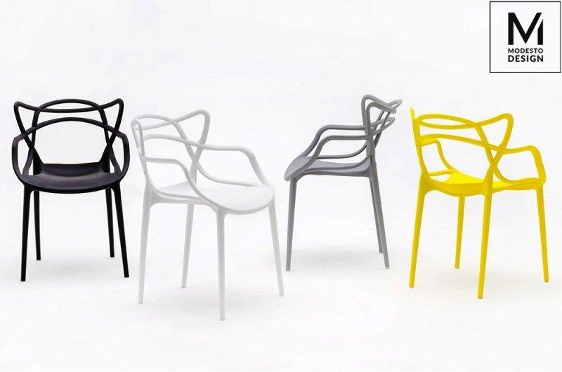 Krzesło HILO szare