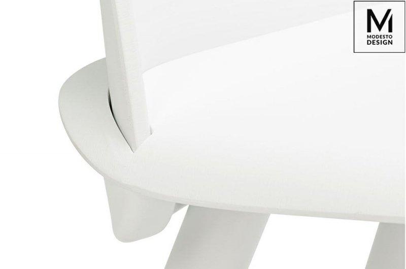 Krzesło BOOMER białe