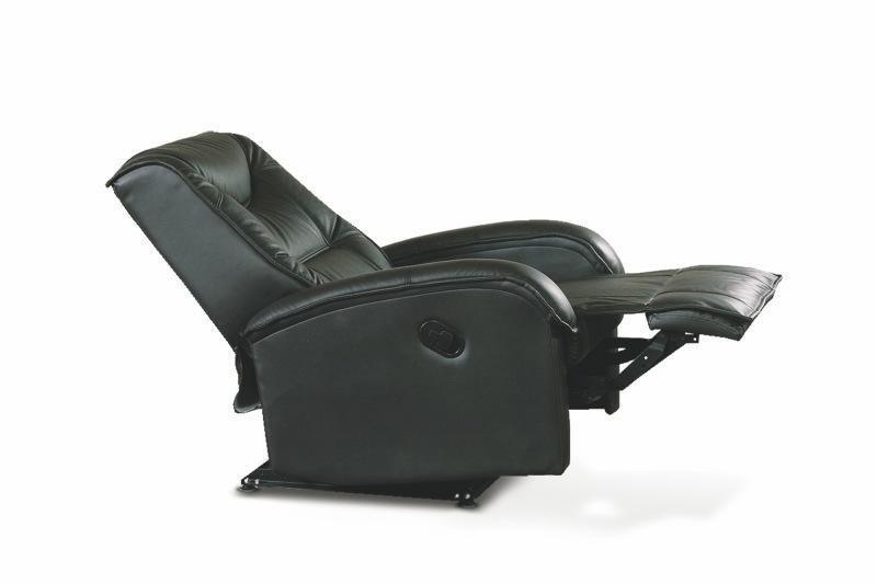 Fotel JEFF czarny