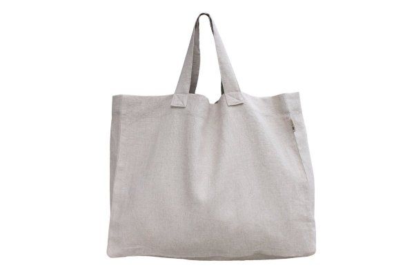 lniana torba na zakupy