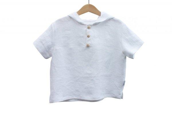 lniana koszulka dla chłopca