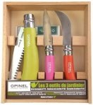 Zestaw ogrodniczy Opinel 3 narzędzia