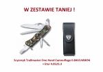 Victorinox Trailmaster One Hand Camouflage 0.8463.MW94 + Etui 4.0523.3
