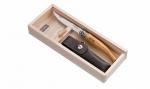Nóż Składany Opinel Slim No 10 - etui, opakowanie