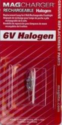 Żarówka Halogenowa 6V Maglite Mag Charger LR00001