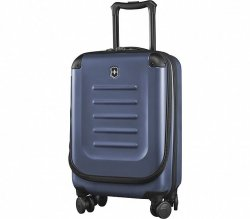 Walizka Spectra 2.0, Expandable Global Carry-On, Granatowa