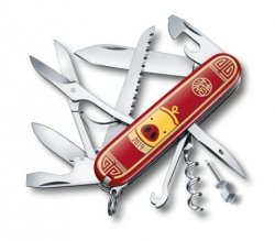 Victorinox Huntsman Year of the Pig 2019 1.3714.E8