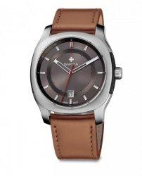 zegarek NOWUS Gent,SST, anthrac., brown WAT.0541.1002