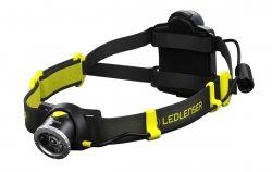 Latarka czołowa Ledlenser iH7R CRI Black 500889