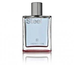 Perfumy Victorinox Steel EdT 100ml/3.4 V0000896