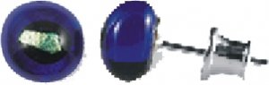 Kolczyki Sztyfty MURANO GLASS SZT506