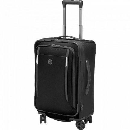 Walizka Werks Traveler 5.0, WT 22 Dual-Caster, Czarna