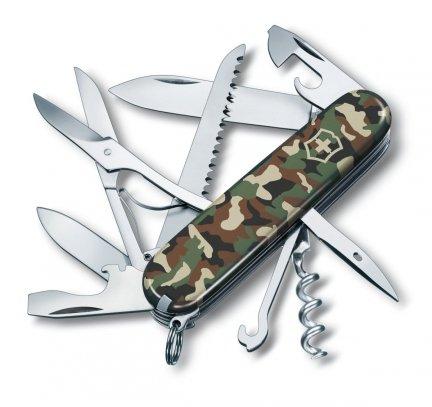 Victorinox Scyzoryk Huntsman Camouflage 1.3713.94 GRAWER GRATIS