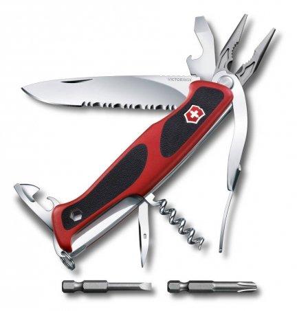 Victorinox Delemont RangerGrip 174 Handyman 0.9728.WC grawer