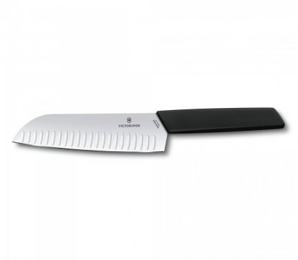 Nóż Santoku Swiss Modern Victorinox 6.9053.17KB