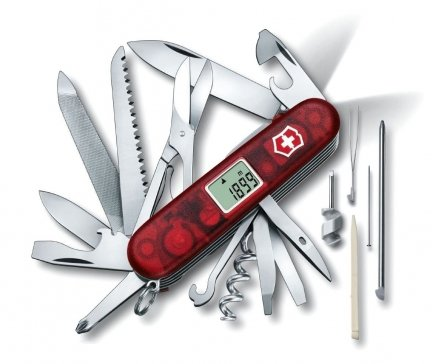 Scyzoryk Victorinox Expedition Lite 1.7965.AVT GRAWER GRATIS !