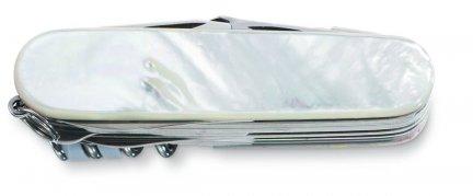 Victorinox Scyzoryk SwissChamp z masy perłowej 1.6791.68
