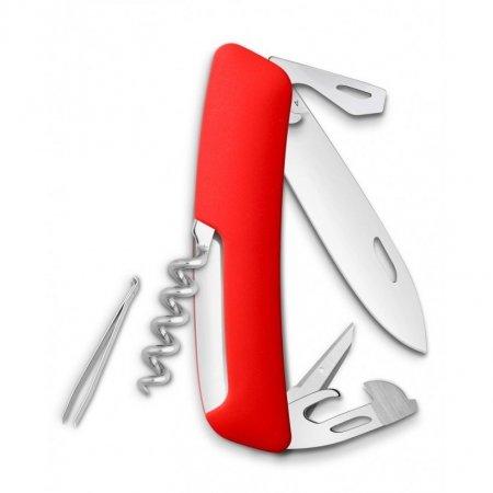 Scyzoryk SWIZA D03 Czerwony KNI.0030.1000