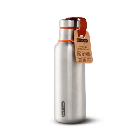 BB - Butelka termiczna 500 ml, pomarańczowa