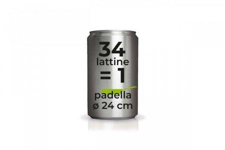 MO - Patelnia 24 cm, Recy, indukcja