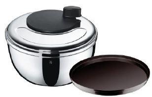 WMF - Wirówka do sałaty stalowa, Gourmet
