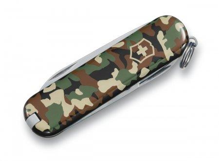 Scyzoryk Victorinox Classic SD Camouflage 0.6223.94