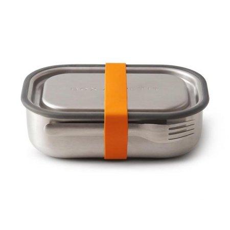 BB - Lunch box stalowy L, pomarańczowy