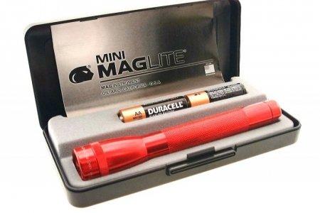 Latarka Mini Maglite, AA M2A03L