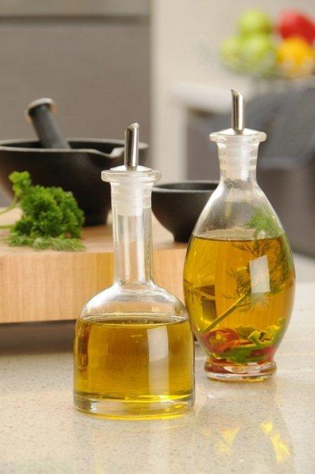 TYP - Butelka do oliwy lub octu 280ml, Seasonings