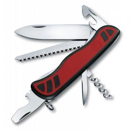Scyzoryk Victorinox Forester red/black 0.8361.C GRAWER GRATIS