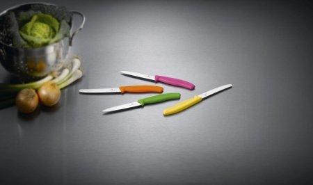 Noże do obierania jarzyn Victorinox 6.7606.L115B