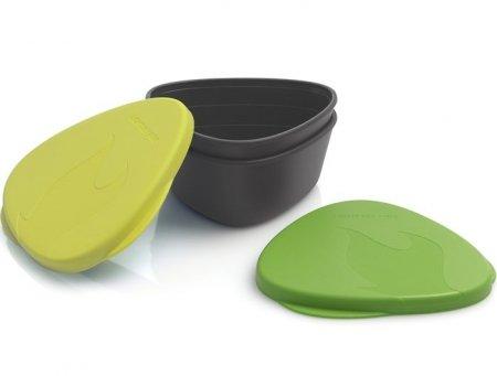 Pojemniki SnapBox 2-pack Lime/Green, 40354413 LIGHT MY FIRE