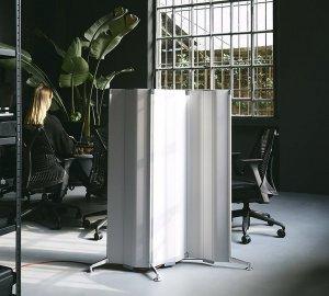Grzejnik elektryczny Origami Tubes 1235x1150 BIAŁY mat RAL 9016 moc 850W