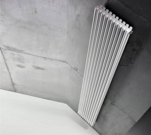 Grzejnik Antrax AV25D 500x836 [23el.] CON[5] BIAŁY BIAN moc 957W