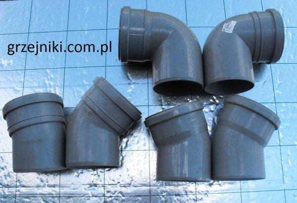 Wavin KOLANO PVC 110*22 HT