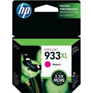 Tusz HP 933XL do Officejet 6100/6700/7100/7610 | 825 str. | magenta
