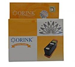 Hp 655 BK-zamiennik reman Orink HP655BK  CZ109A