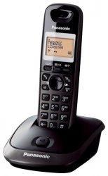 Telefon bezprzewodowy PANASONIC KXTG2511 czarny (xak3020)