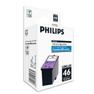 Tusz Philips do faksu Crystal 600/650/660/665/680 | 950 str. | CMY