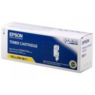 Toner Epson  do AcuLaser C-1700/1750N/1750W, CX-17/NF/WF | 1 400 str. | yellow