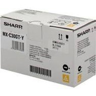 Toner Sharp do MX-C250FE/C300WE | 6 000 str. | yellow