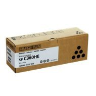 Toner Ricoh do Aficio SP C360DNw | 7 000 str. | black