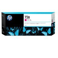 Tusz HP 728 do Designjet T730/T830 | 300ml | magenta