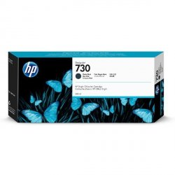 Tusz HP 730 do Designjet T1700 | 300ml | Matte Black