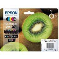 Tusz Epson  Zestaw 5 szt. 202XL do XP-6000  | 400str. | 47,2ml | cymk