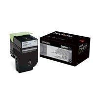 Kaseta z tonerem Lexmark 800H1 do CX410 | 4 000 str. | BLACK