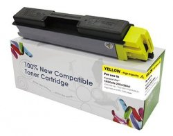 Toner Cartridge Web Yellowa Kyocera TK5135 zamiennik TK-5135Y