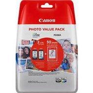 Tusz  Canon  PG545XL/CL-546XL +50x GP-501 do MG2450, balck/color