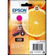 Tusz  Epson  magenta Claria T33   singlepack